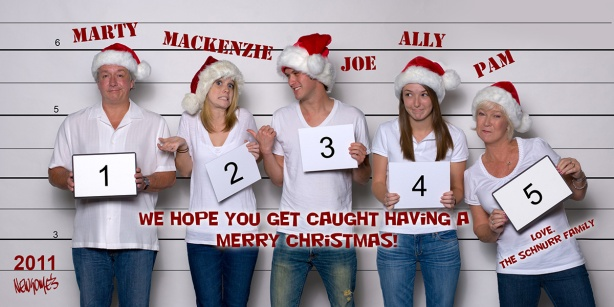Get Caught Having a Merry Christmas!