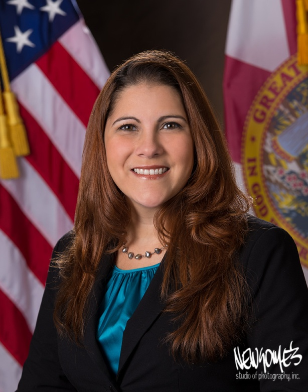 Joeanne Toledo, Tampa Port Authority