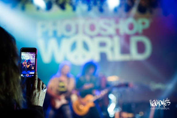 Photoshop World 2015, Las Vegas